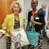 Karen-Gill-and-Sara-Onyango-raffle-prize-winners