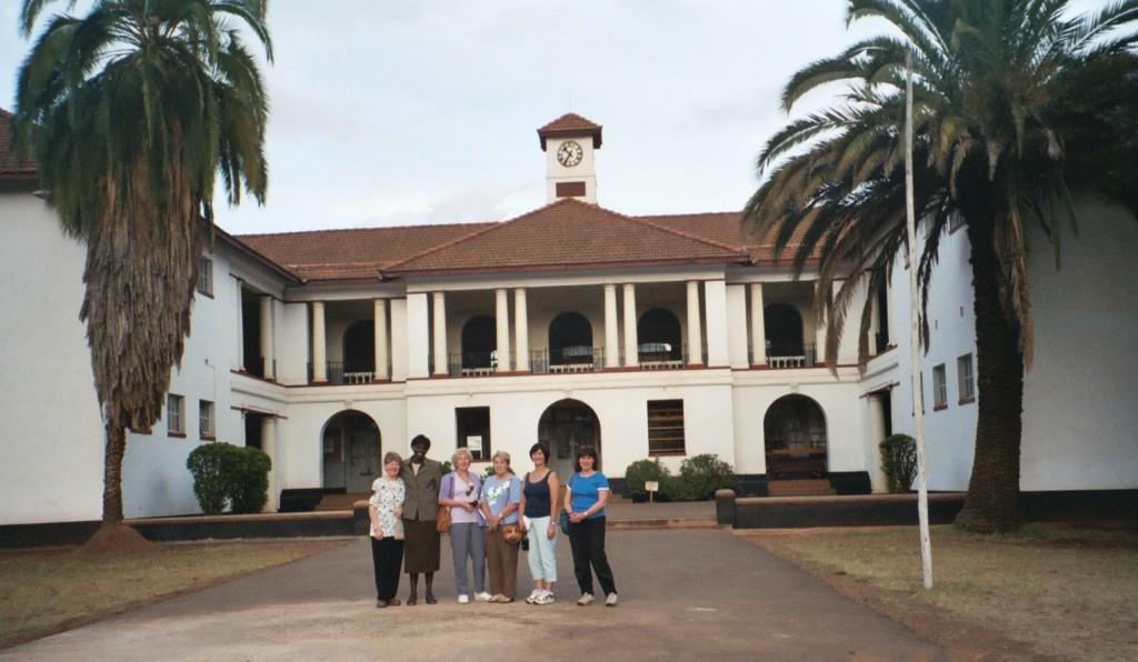 Main School building, 2004